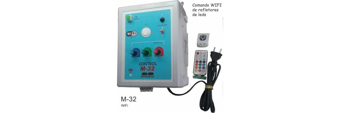Control M-32 WIFI